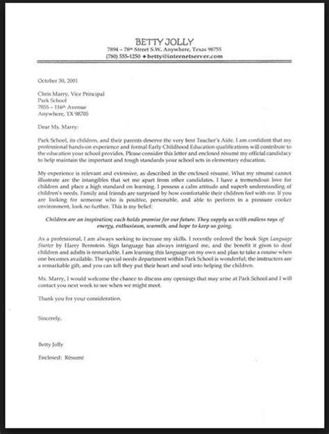 application letter teacher  experience