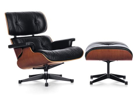 Lounge Chair & Ottoman Di Vitra