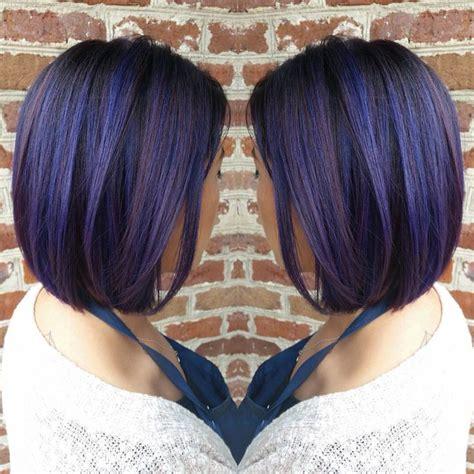 Best 25 Indigo Hair Ideas On Pinterest Oil Slick Hair