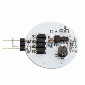 Ampoule G4 Led : ampoule g4 2w led smd5050 12v ~ Edinachiropracticcenter.com Idées de Décoration