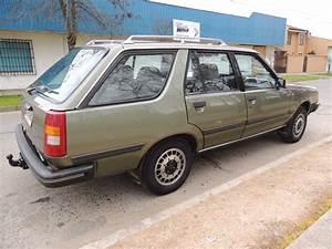 Renault 18 2 0l Gtx Ii Break 1988  Tecnolog U00eda Para Disfrutar