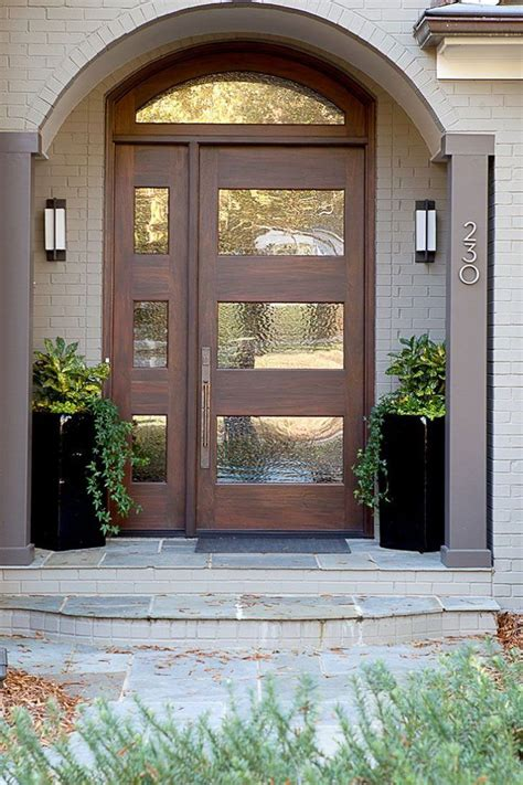 Front Entrance Doors by Contemporary Front Doors Design 28 Contemporary Front