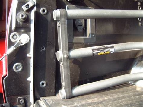 bed extender r install the steel bed x tender in your sport trac