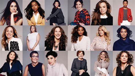 dozens  women leaders star   limiteds fall fashion