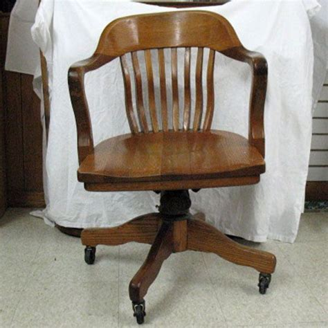 antique swivel desk chair old solid wood swivel desk chair desk chairs 26