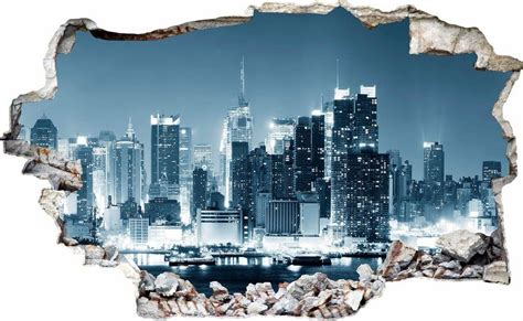 wandtattoo  york  night    groessen otto