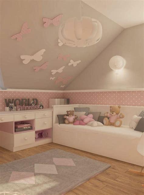 Wandgestaltung Kinderzimmer Kleinkind by Deko Tipp Kinderzimmer W 228 Nde Mit Schmetterlingen Selbst