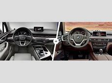Audi Q7 vs BMW X5 – luxury SUV showdown carwow