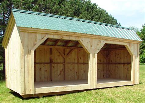 Outdoor Wood Storage Sheds   Prefab Wood Shed Kits