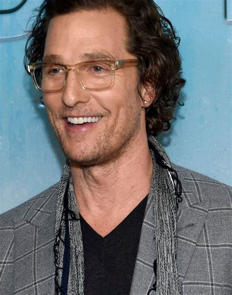 Matthew Mcconaughey Professor Film University