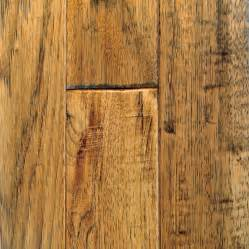 hardwood flooring hickory shop mullican flooring knob creek 4 in saddle hickory hardwood flooring 16 sq ft at lowes com