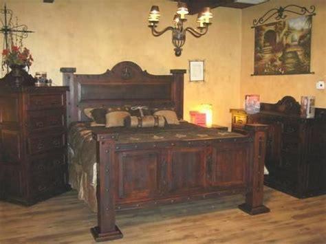 grand hacienda furniture  regal  rustic dream