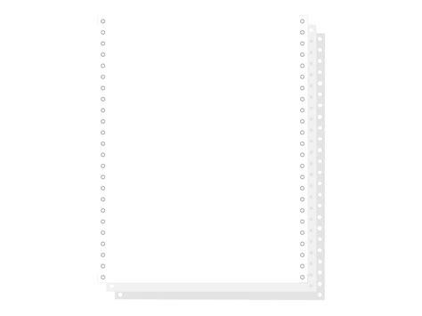 fourniture bureau discount exacompta papier en accordéon 3 couches 1000 feuille s