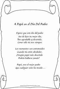 poemas para imprimir gratis para el dia del padre | Poemas ...