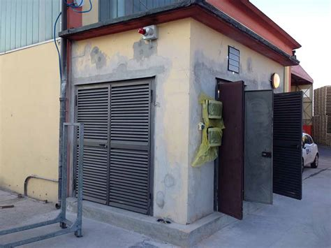 cabina elettrica mt bt luma impianti elettrici cabina elettrica di