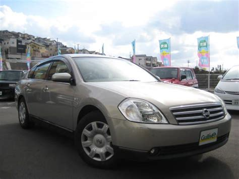 Nissan Teana Hd Picture by 2004 Nissan Teana Pictures