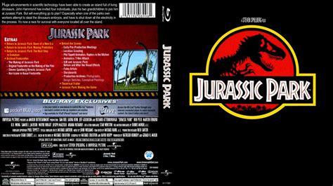 jurassic park cover jurassic park movie blu ray custom covers jurassic