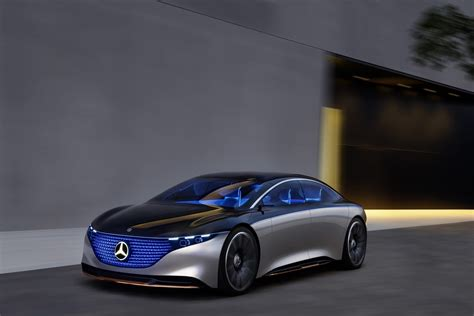 History of the electric vehicle. Mercedes-Benz EQS Might Become AMG's First Electric Car | EVBite
