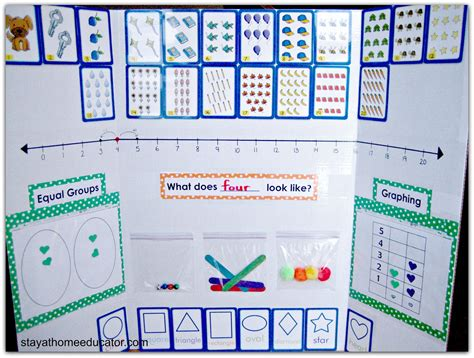 math concpet board for preschool and kindergarten 644 | Math Concpet Board PreK Kinder 2000x1512
