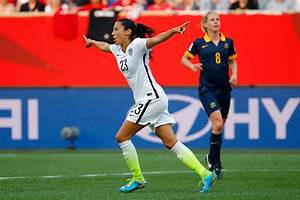 USA v Australia: Group D - FIFA Women's World Cup 2015 ...