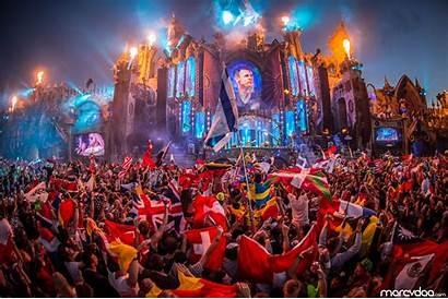 Tomorrowland Alok Armin Buuren Trance Mainstage Festival