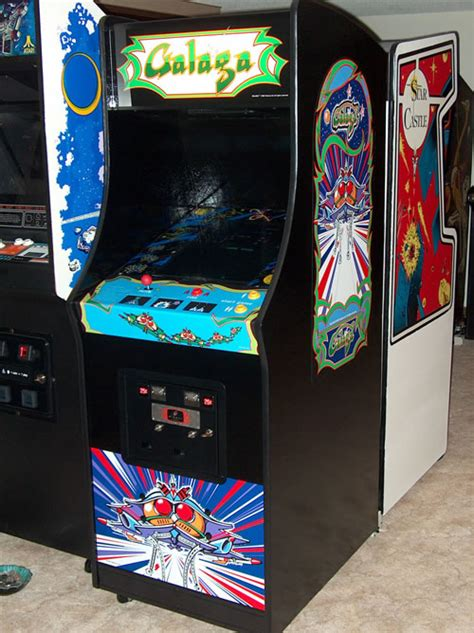 Galaga Arcade Machine by Galaga Arcade Machine Restoration