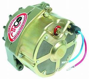 Alternator Wiring  Chevy 350  Mercruiser