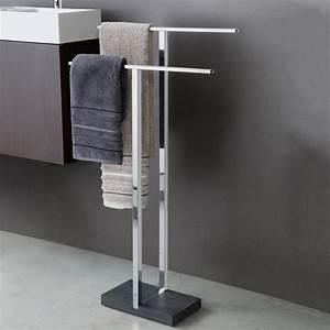 Porte Serviette En Papier : porte papier toilette ou porte serviettes polystone ~ Teatrodelosmanantiales.com Idées de Décoration
