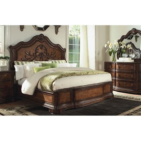 panel bed king   pemberleigh legacy classic