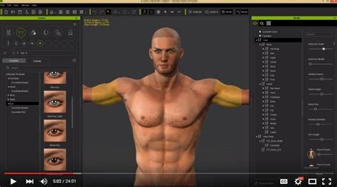 reallusion iclone character creator  content pack