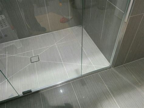 Laying Floor Tile In Bathroom by Laying Large Floor Tiles Arond Wastes Search