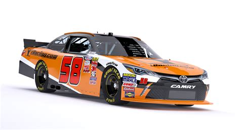 Xfinity Series Toyota Camry Joins Iracing's Nascar Lineup