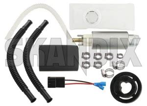 skandix shop volvo parts fuel pump electric repair kit