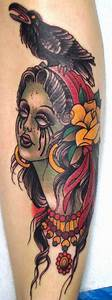 35 best Zombie Tattoos images on Pinterest | Zombie ...