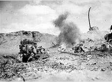 US Marines Incoming Mortar fire