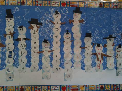egnatuks developmental kindergarten winter activities