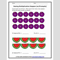 Seeing Multiplication Happen (wprompts