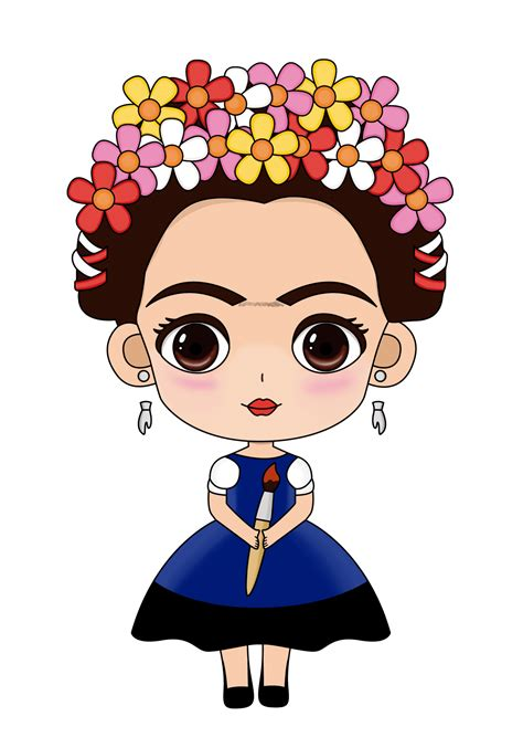 Frida Kahlo Ilustración on Behance