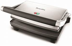 Flat or Ridged? A Panini Press for Every Preference ...