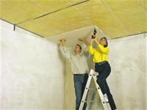 So Dämmen Sie Zimmerdecken Nachträglich  Bauhaus Österreich