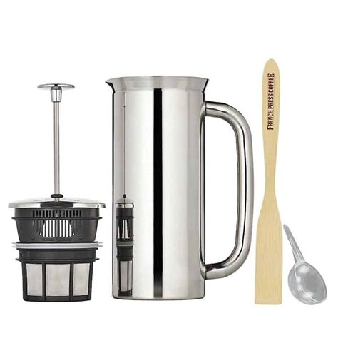 These top five portable coffee makers allow you to make sure you start each morning while on the plane, commuting, or hiking with freshly brewed. Top 10: Best French Press Coffee Makers of 2020
