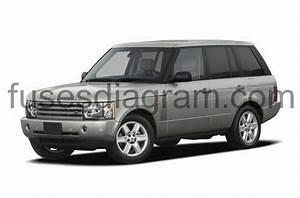 Fuse Box Range Rover 3