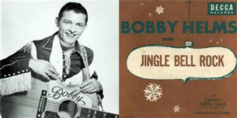 bobby helms chart history christmas music part one the history of rock and roll