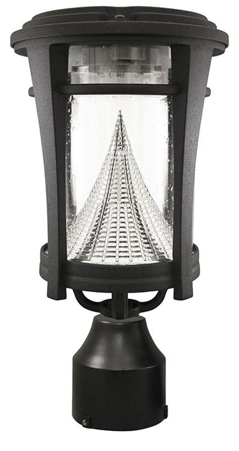 solar led outdoor light fixture