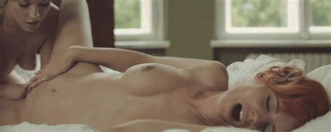 Lesbian Orgasm Tits Redhead Gif Animatedgif Lesbiangif Fingering Fingeringgif