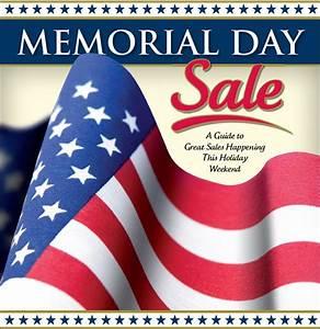 2017 Memorial Day Sale