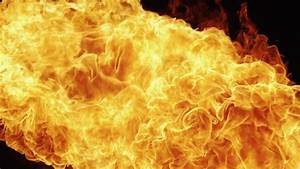 Flame, Fire, Burst, Stock, Footage