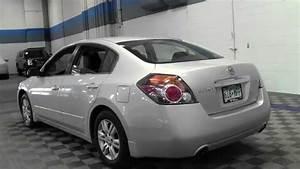 2011 Nissan Altima 2 5 Sl 6u150016