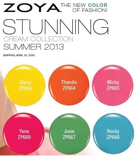 zoya summer stunning irresistible release press