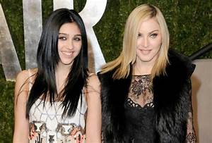Madonna: Daughter Lourdes 'stopped talking to me' - NY ...